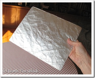 Foil-Card-Light-Bounce